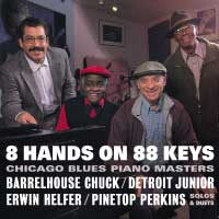 click CD SR5003: 8 Hands on 88 Keys