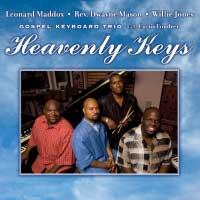 click CD SR5012: Heavenly Keys